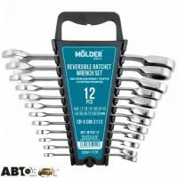 Набор ключей рожково-накидных Molder MT59112