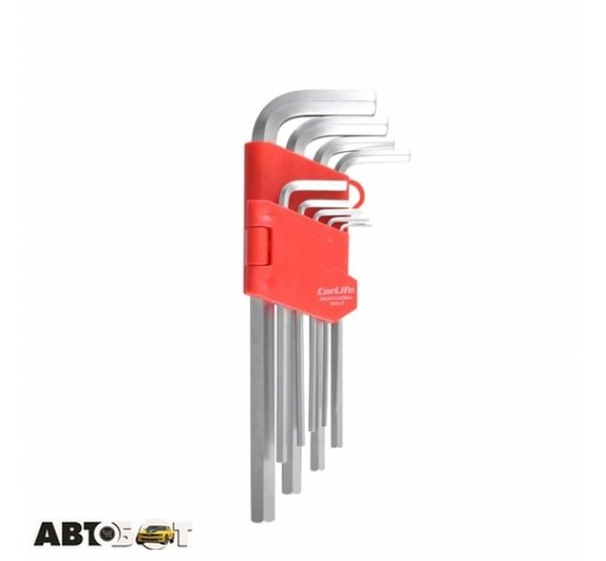Набор шестигранных ключей CarLife WR2115