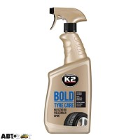 Очиститель шин K2 BOLD K157 700мл