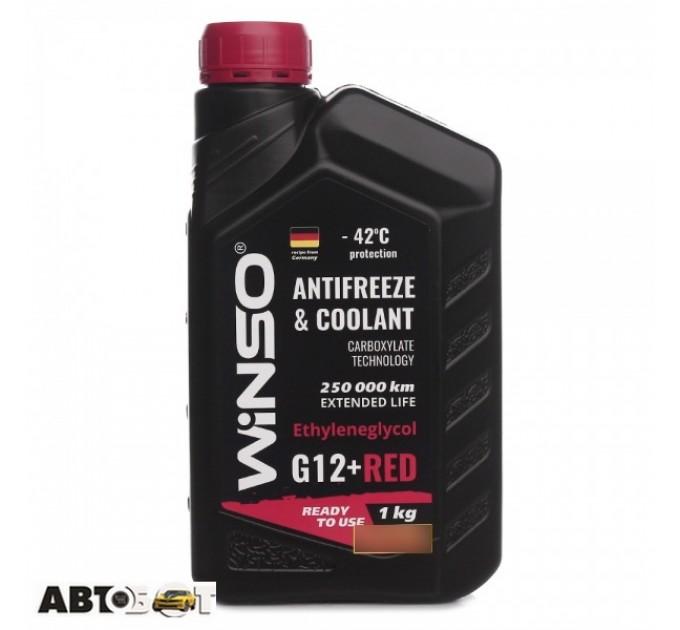 Антифриз Winso ANTIFREEZE & COOLANT WINSO RED G12+ 880920 1кг