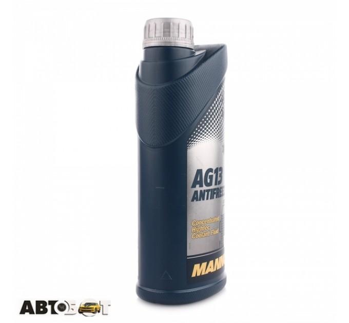 Антифриз MANNOL Antifreeze AG13+ Advanced  желтый концентрат 1л