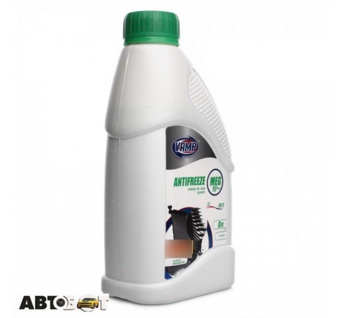 Антифриз ВАМП G11 MEG зеленый -40С 5775 1л