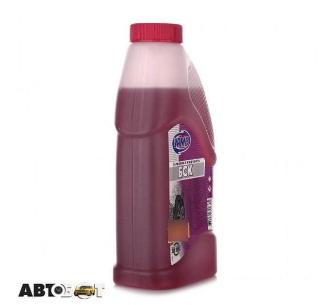 Тормозная жидкость ВАМП БСК 81088 489 430г