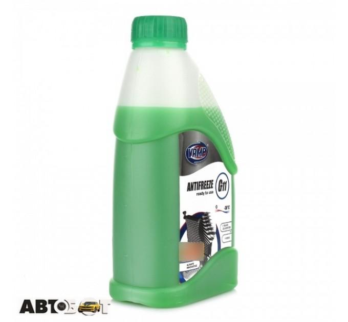 Антифриз ВАМП G11 зеленый -40°C 580 1л