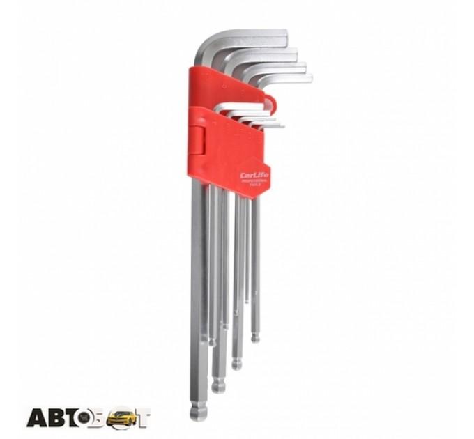 Набор шестигранных ключей CarLife WR2119