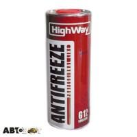 Антифриз High Way Long Life G12+ красный -40°С 1л