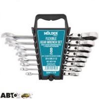 Набор ключей рожково-накидных Molder MT57108