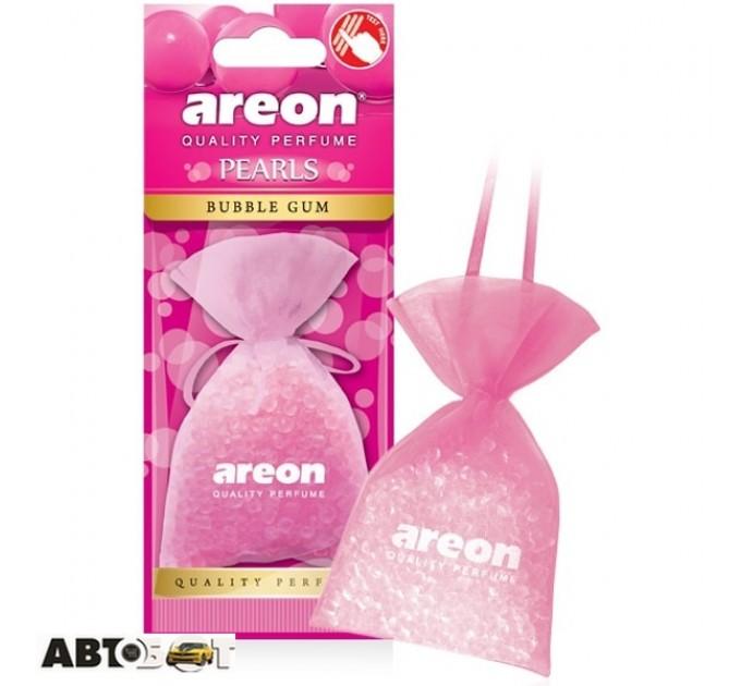 Ароматизатор Areon Pearls Bubble Gum ABP03