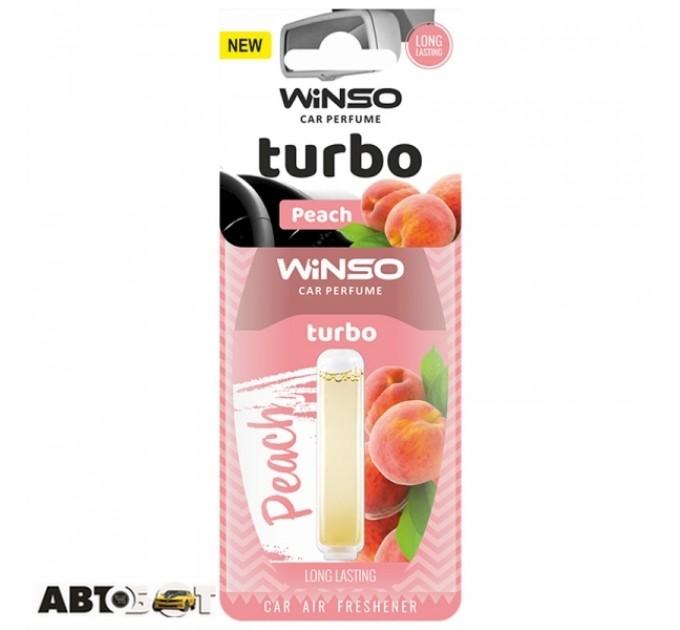 Ароматизатор Winso Turbo Peach 532760
