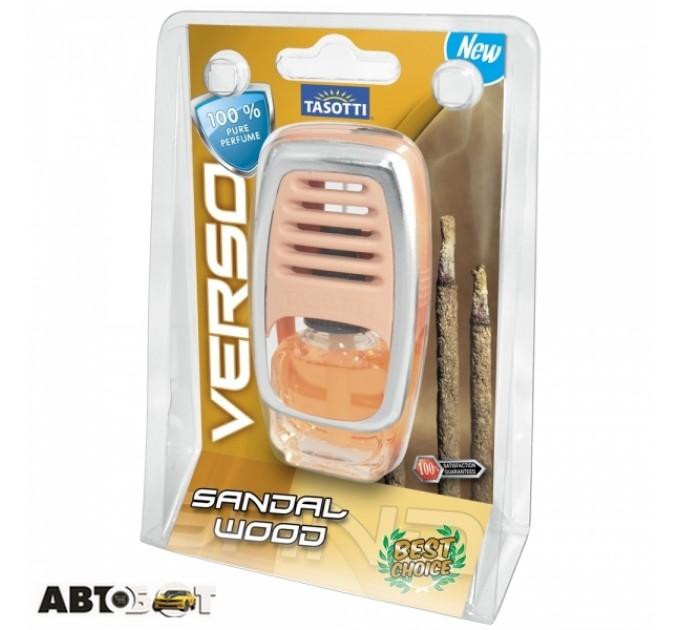 Ароматизатор TASOTTI Verso Sandal Wood 8мл