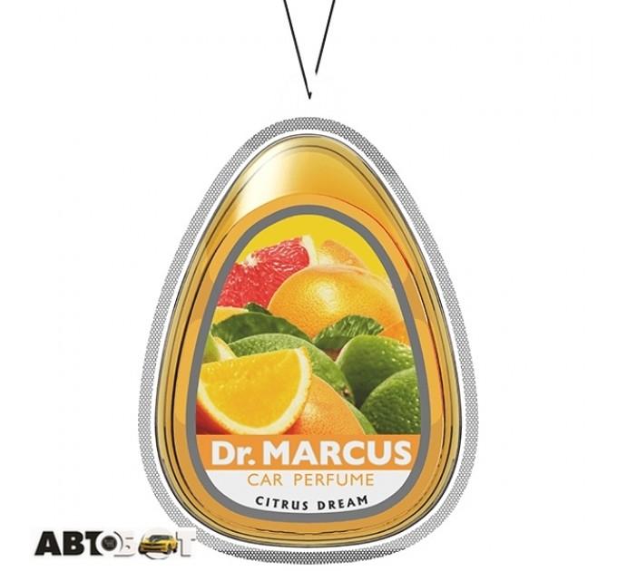 Ароматизатор Dr. Marcus Car Gel Citrus dream 10мл