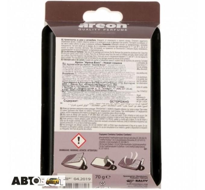 Ароматизатор Areon BOX New Car ABC05
