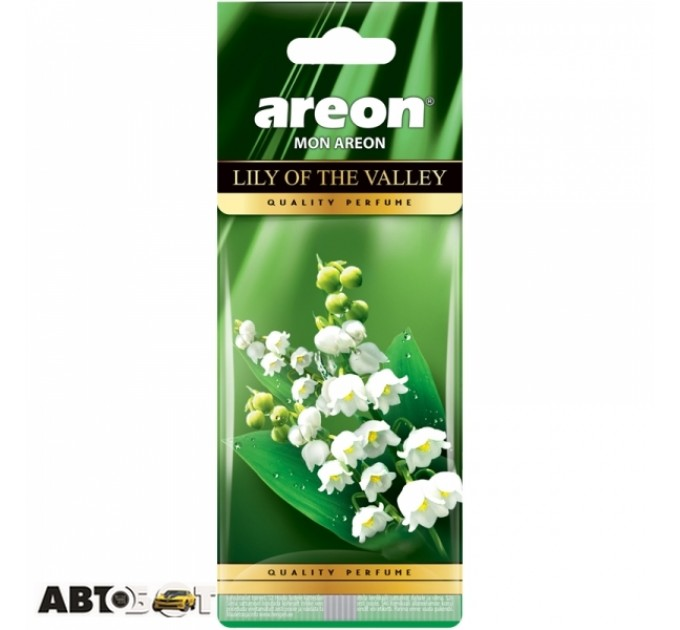 Ароматизатор Areon Mon Lily Of The Valley MA 33