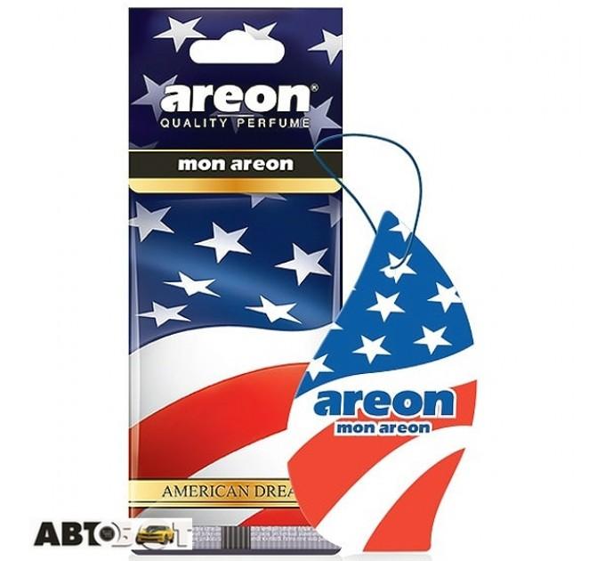 Ароматизатор Areon Mon Американская мечта МА 22