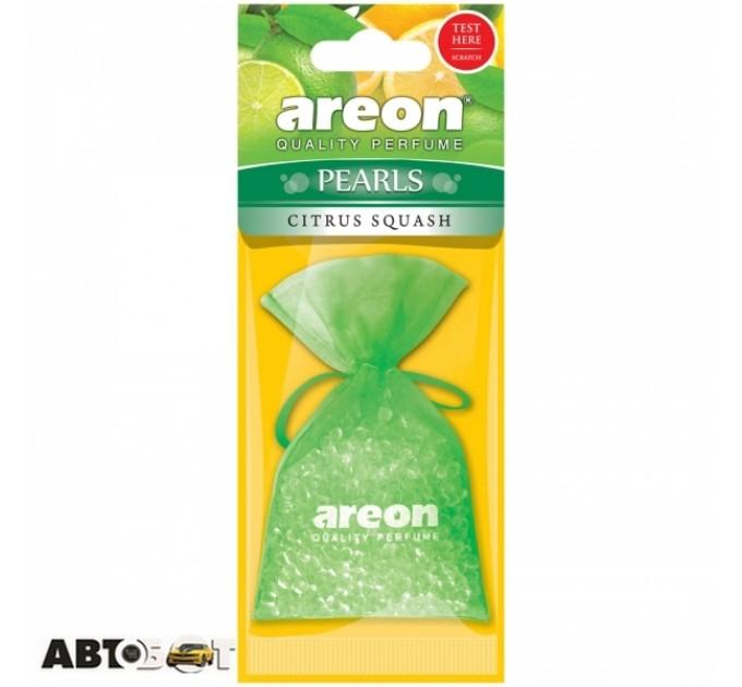 Ароматизатор Areon Pearls Citrus Squash ABP05