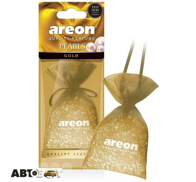 Ароматизатор Areon Pearls GOLD APL 02