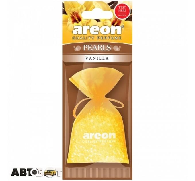 Ароматизатор Areon Pearls Vanilla ABP02
