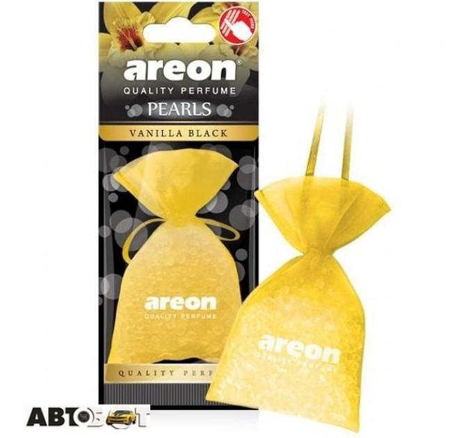 Ароматизатор Areon Pearls Vanilla Black ABP00