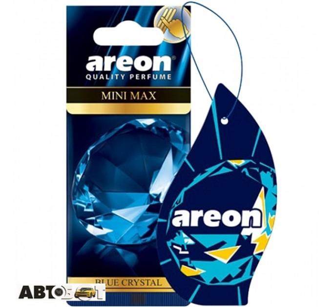 Ароматизатор Areon Mini Max Blue Crystal