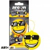 Ароматизатор Areon Smile Black Crystal ASD 16