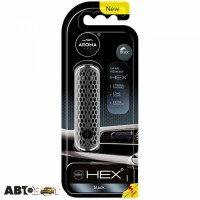 Ароматизатор Aroma Car HEX BLACK 83575 10г