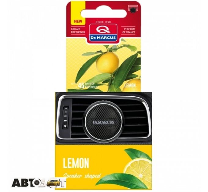 Ароматизатор Dr. Marcus APC Speaker New Lemon 8мл