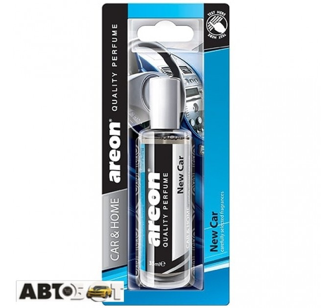 Ароматизатор Areon Parfume SPREY Новая машина с пластинкой APC11 35мл