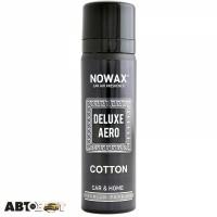 Ароматизатор NOWAX Deluxe Aero Cotton NX06504 75мл