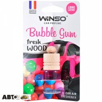 Ароматизатор Winso Fresh Wood Bubble Gum 530330 4мл