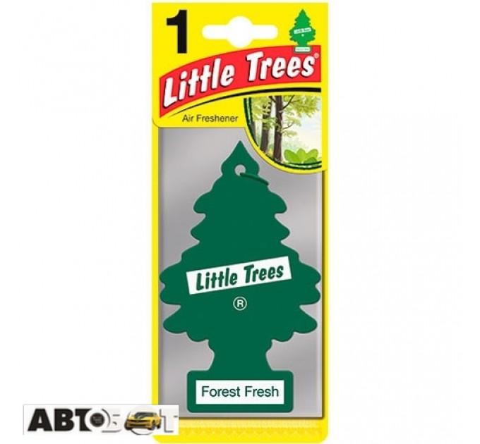 Ароматизатор Little Trees Свежесть леса 78007 5г