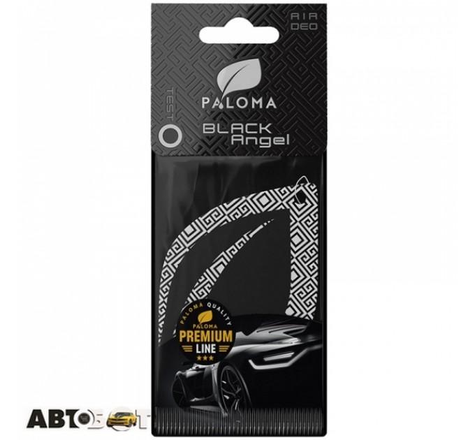 Ароматизатор Paloma PREMIUM LINE BLACK ANGEL 74017