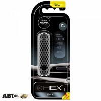 Ароматизатор Aroma Car HEX SILVER  83576 10г