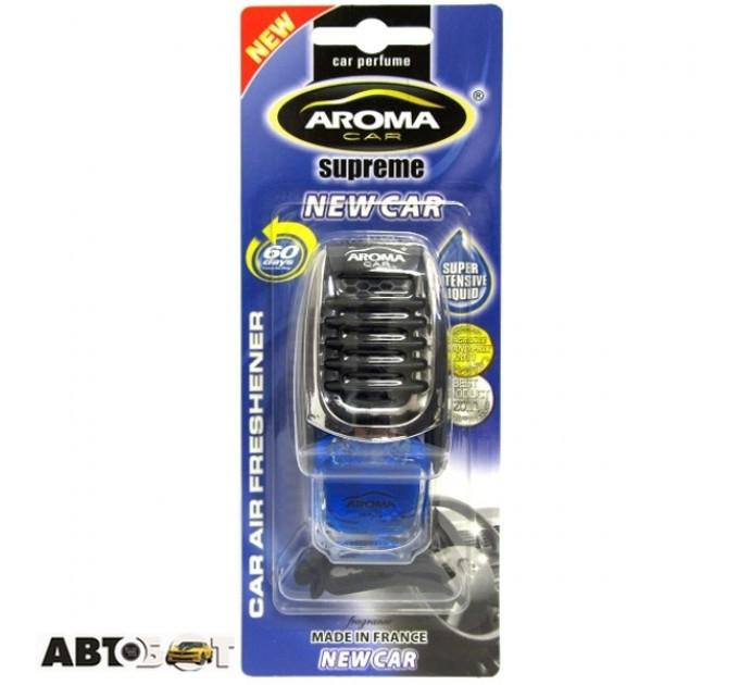 Ароматизатор Aroma Car Supreme Slim New Car 604/92048 8мл