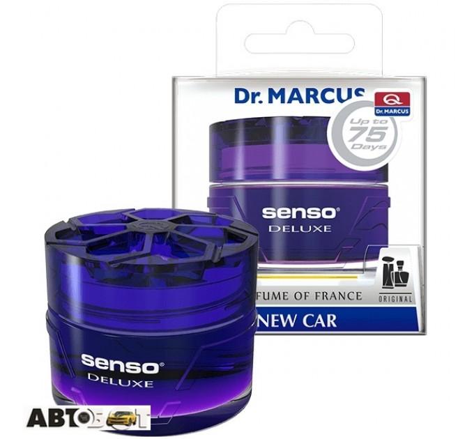 Ароматизатор Dr. Marcus Senso New Car 50мл