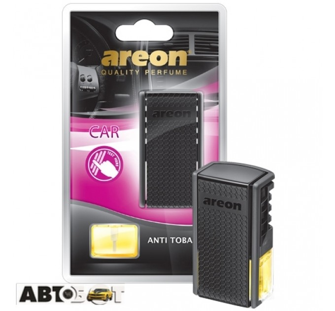 Ароматизатор Areon CAR Антитабак ACE01