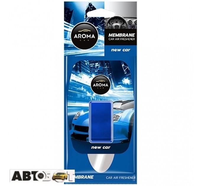 Ароматизатор Aroma Car Membrane NEW CAR 83105 4мл