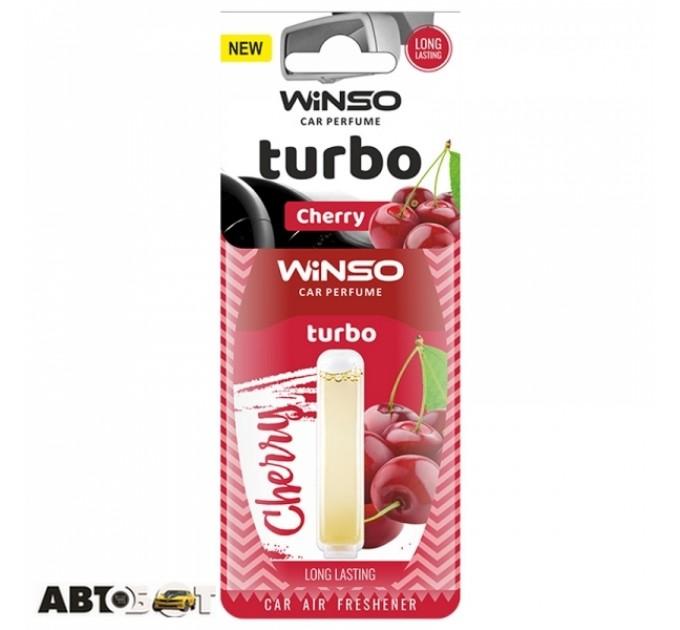 Ароматизатор Winso Turbo Cherry 532670