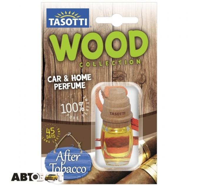 Ароматизатор TASOTTI Wood  After Tobacco 7мл