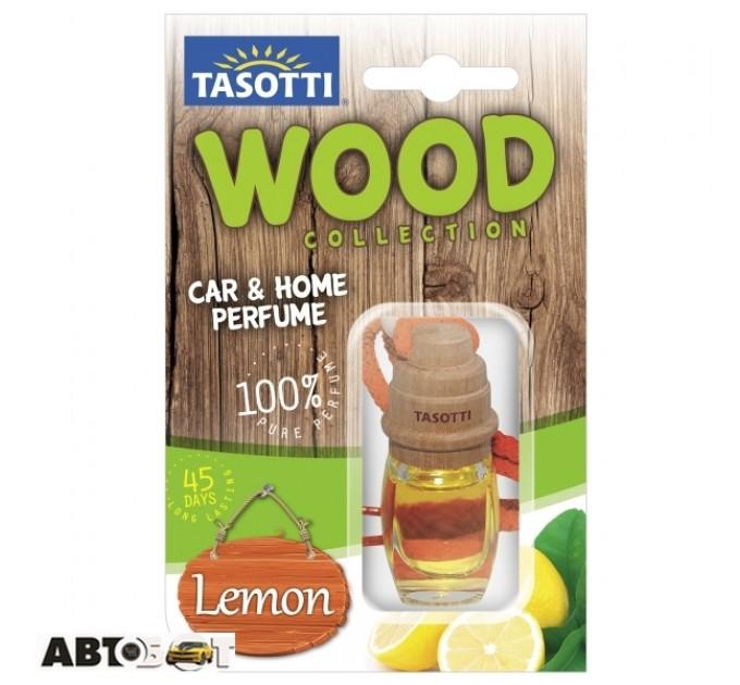 Ароматизатор TASOTTI Wood Lemon 7мл
