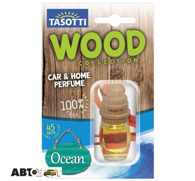 Ароматизатор TASOTTI Wood Ocean 7мл