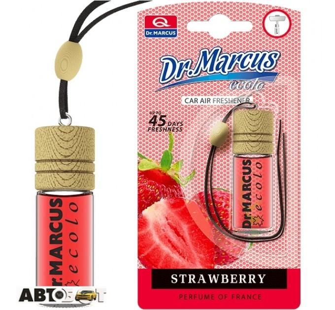 Ароматизатор Dr. Marcus Ecolo Strawberry 4.5мл