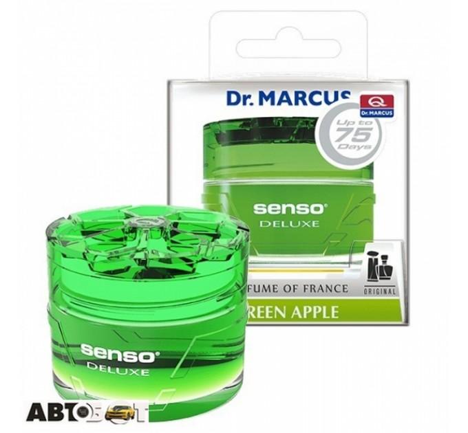 Ароматизатор Dr. Marcus Senso Green Apple 50мл