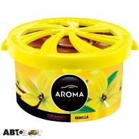 Ароматизатор Aroma Car Organic Vanilla 552/92093 40г