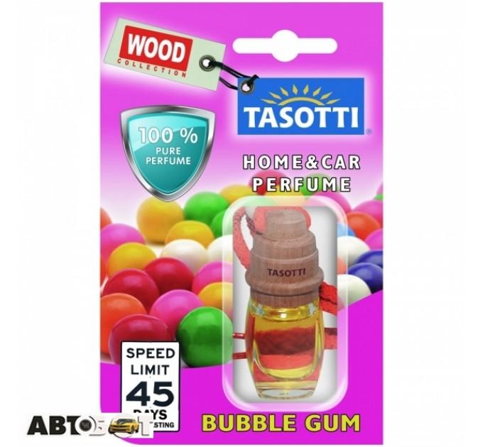 Ароматизатор TASOTTI Wood Bubble Gum 7мл