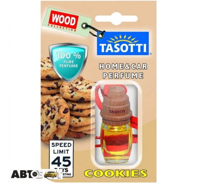Ароматизатор TASOTTI Wood Cookies 7мл