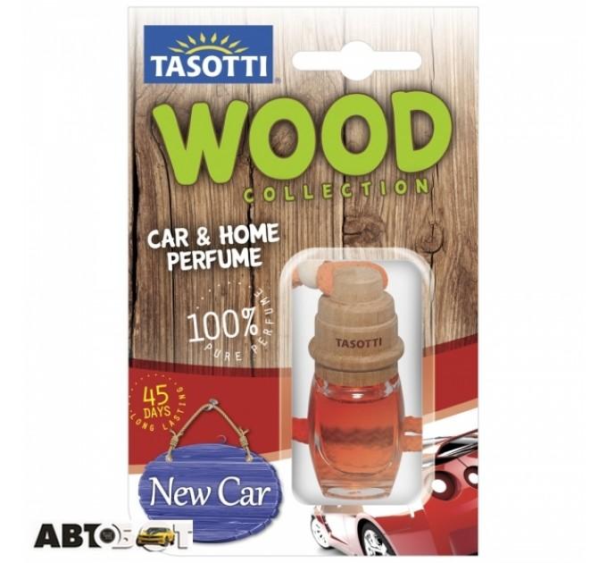 Ароматизатор TASOTTI Wood New Car 7мл