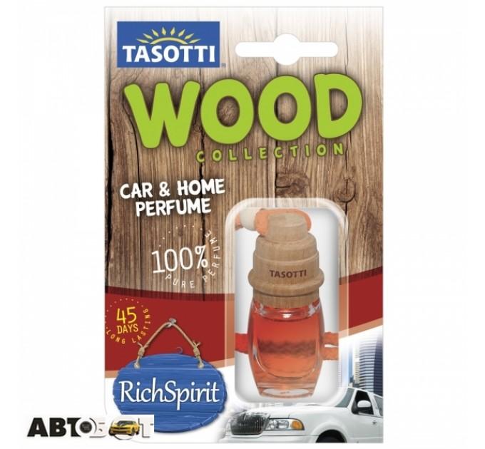 Ароматизатор TASOTTI Wood Rich Spirit 7мл