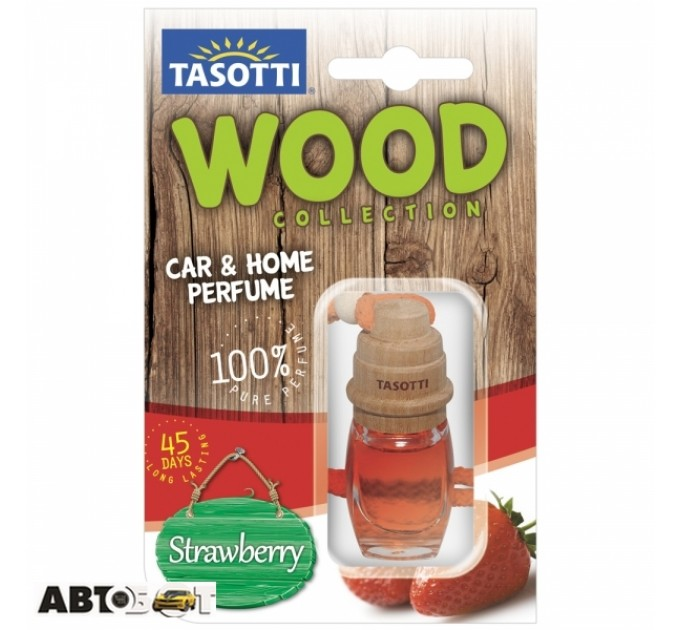 Ароматизатор TASOTTI Wood Strawberry 7мл