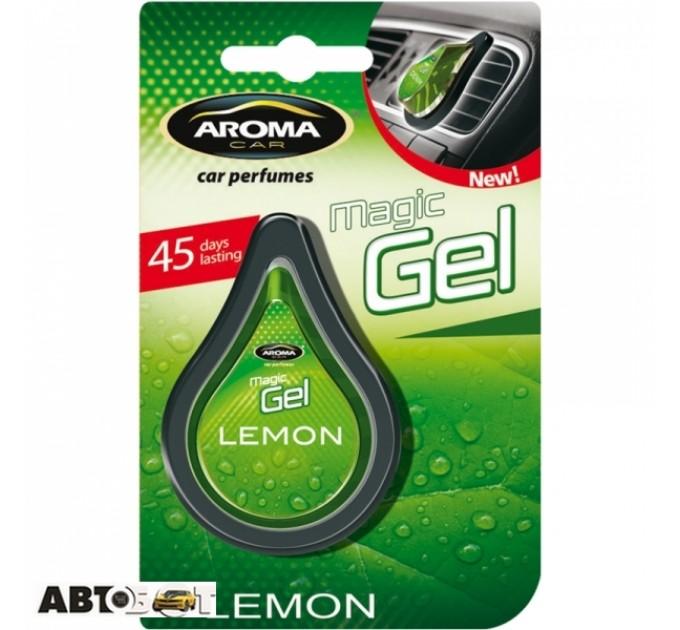 Ароматизатор Aroma Car Magic Gel Lemon 451 10г