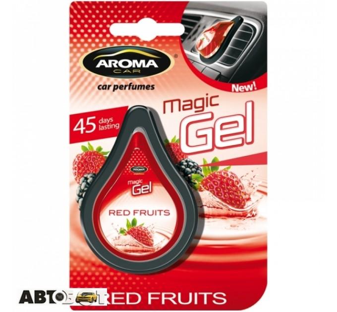 Ароматизатор Aroma Car Magic Gel Red Fruits 455 10г